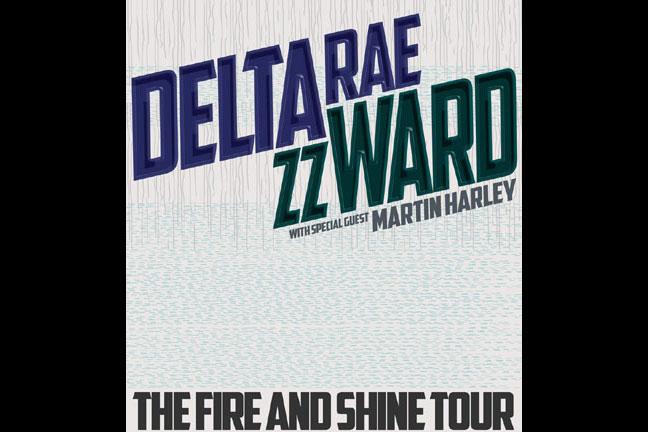 DELTA RAE & ZZ WARD