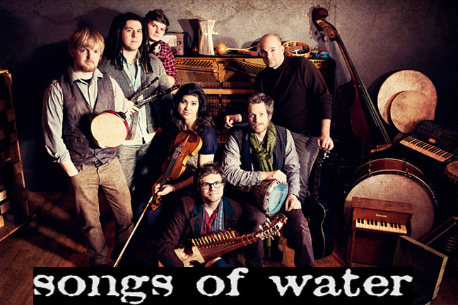 SONGS OF WATER