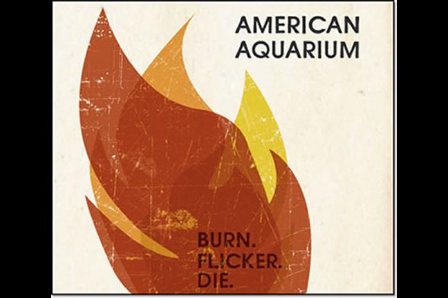 American Aquarium At Visulite Theatre On 12 28 2013