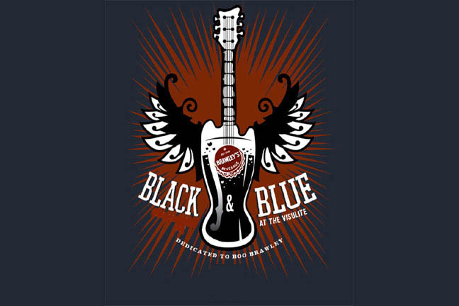 BRAWLEYS BLACK & BLUE V