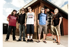 Tribal Seeds' REPRESENTING 2014 Spring Tour