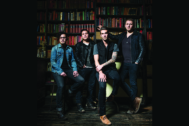 AMERICAN AUTHORS Online Ticket Sales Have Ended. We will have a few to purchase at the door.