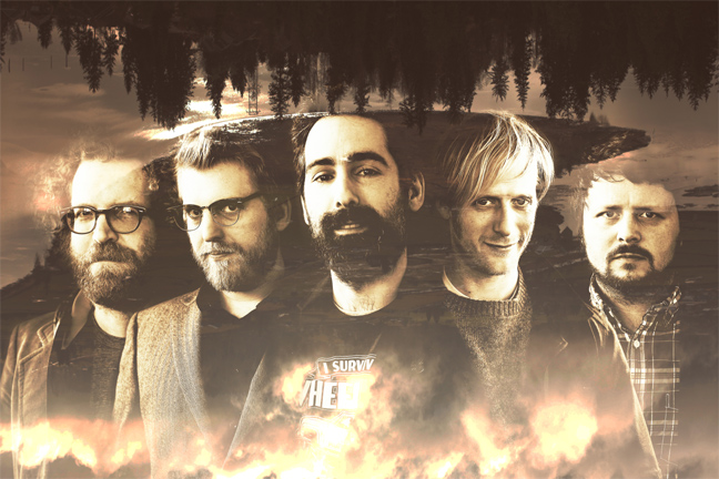 BLITZEN TRAPPER**ONLINE SALES HAVE ENDED TIX STILL AVAIL AT DOORS