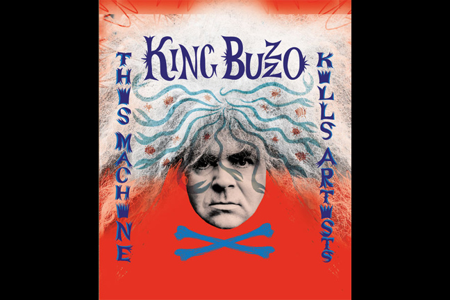King Buzzo (Of The Melvins) - This Machine Kills Artists Summer Tour