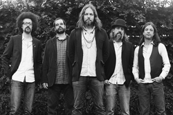 RICH ROBINSON of the BLACK CROWES