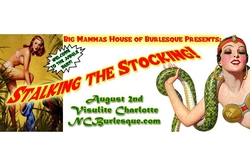 BIG MAMMAS HOUSE OF BURLESQUE Presents: Stalking The Stocking!