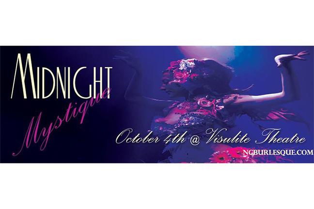Big Mammas House OF BURLESQUE Presents: Midnight Burlesque Show