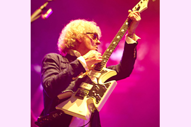 IAN HUNTER (AND THE RANT BAND)