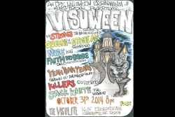 VISUWEEN- An Epic Halloween Extravaganza Of Monstrous Proportions