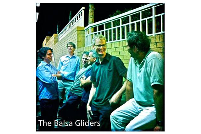 The Balsa Gliders