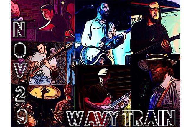 WAVY TRAIN