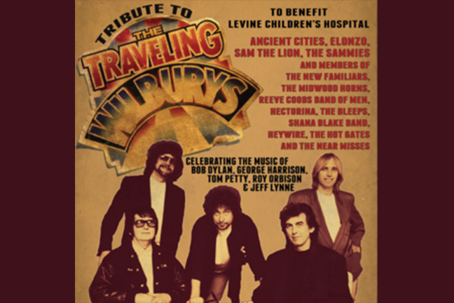 THE TRAVELING WILBURYS TRIBUTE