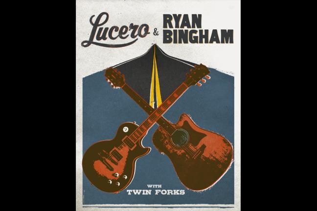 RYAN BINGHAM + LUCERO