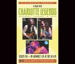 A Night with CHARLOTTE LEGENDS