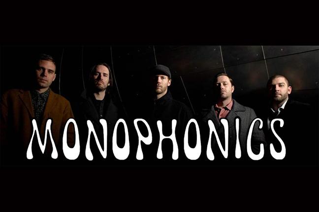 MONOPHONICS   Sound of Sinning Tour