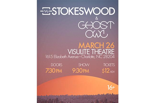 STOKESWOOD & GHOST OWL