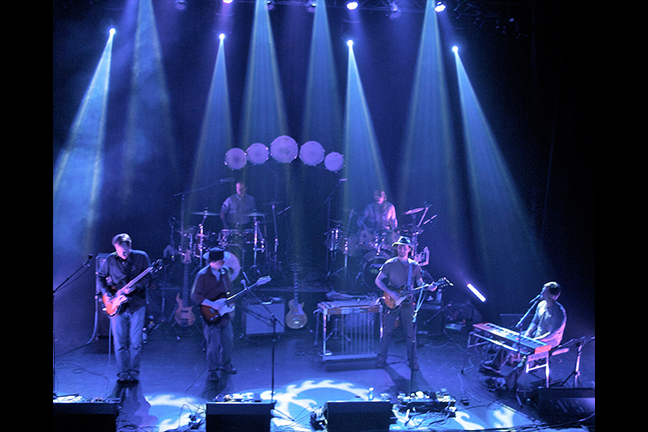 COSMIC CHARLIE--HIGH ENERGY GRATEFUL DEAD - Friday, June 12, 2015 at Visulite Theatre