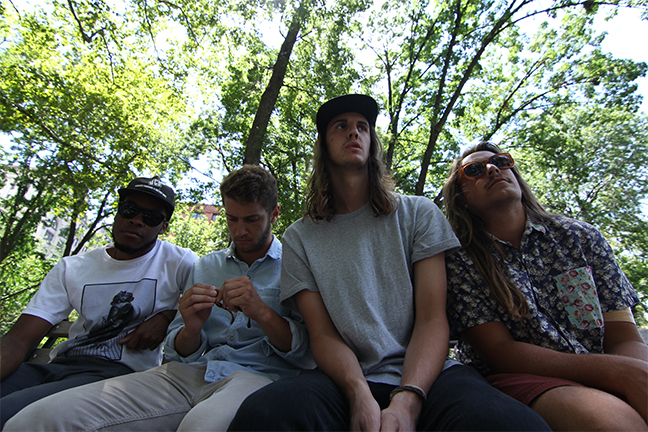 THE LONELY BISCUITS - Tuesday, August 11, 2015 at Visulite Theatre