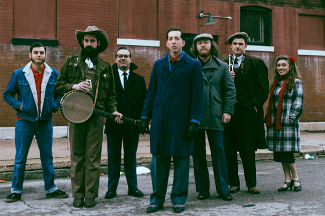 POKEY LAFARGE - Sunday, September 20, 2015 at Visulite Theatre