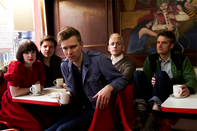 SKINNY LISTER - Friday, September 18, 2015 at Visulite Theatre