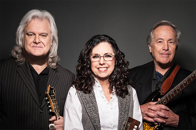 Ry Cooder, Sharon White, and Ricky Skaggs