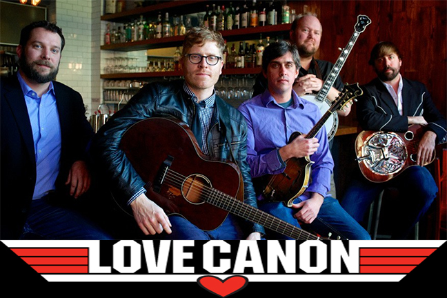 LOVE CANON - Friday, October 9, 2015 at Visulite Theatre