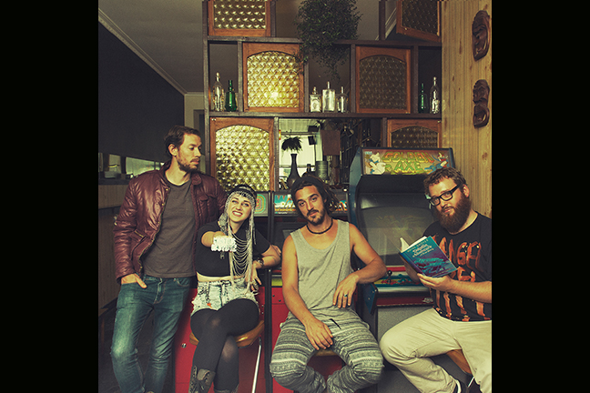 HIATUS KAIYOTE - Monday, October 19, 2015 at Visulite Theatre