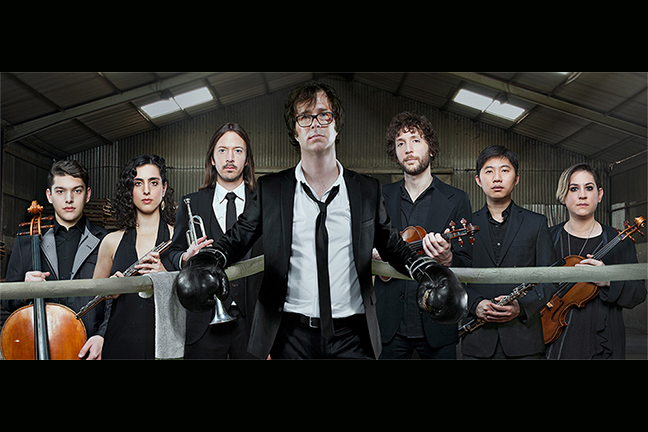 Ben Folds with Y Music
