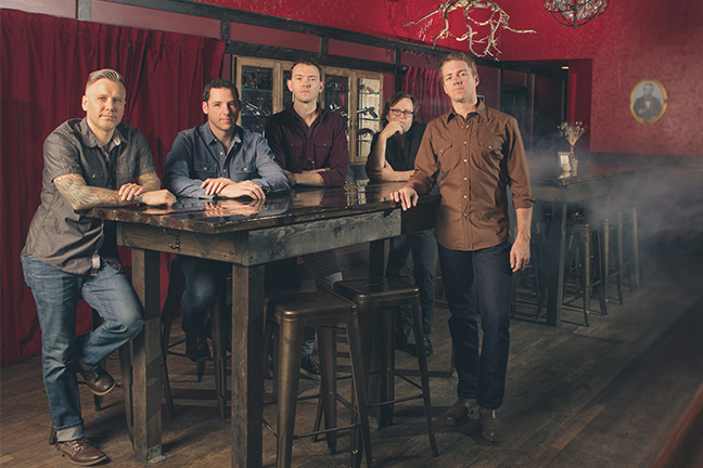 THE INFAMOUS STRINGDUSTERS: The Ladies & Gentlemen Tour Plus Special Guest Paper Bird - Wednesday, April 6, 2016 at Visulite Theatre