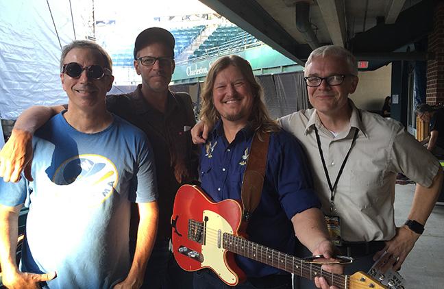 Dillon Fence Reunion At Visulite Theatre On 12 18 2015