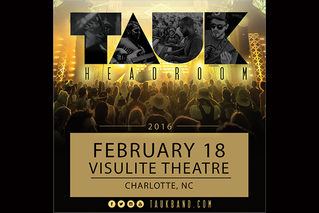 TAUK - Thursday, February 18, 2016 at Visulite Theatre