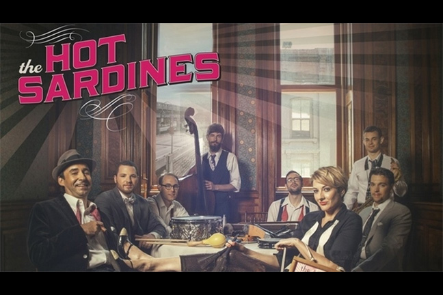 THE HOT SARDINES: HOLIDAY STOMP