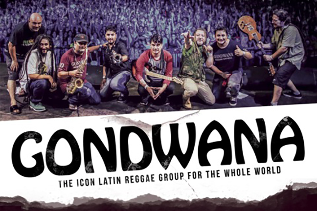 GONDWANA - Tuesday, June 28, 2016 at Visulite Theatre