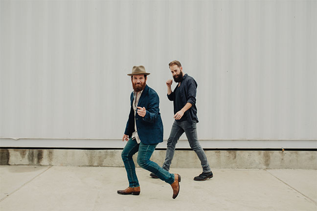 THE ROOSEVELTS - Thursday, July 14, 2016 at Visulite Theatre