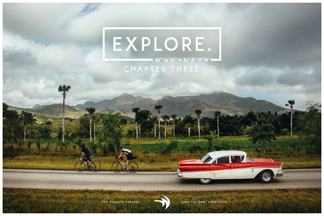 U.S. NATIONAL WHITEWATER CENTER Presents: EXPLORE. Chapter Three