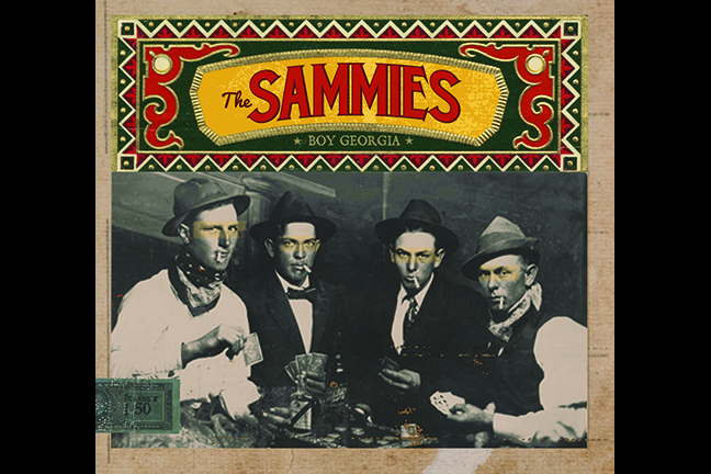 THE SAMMIES - Saturday, July 9, 2016 at Visulite Theatre