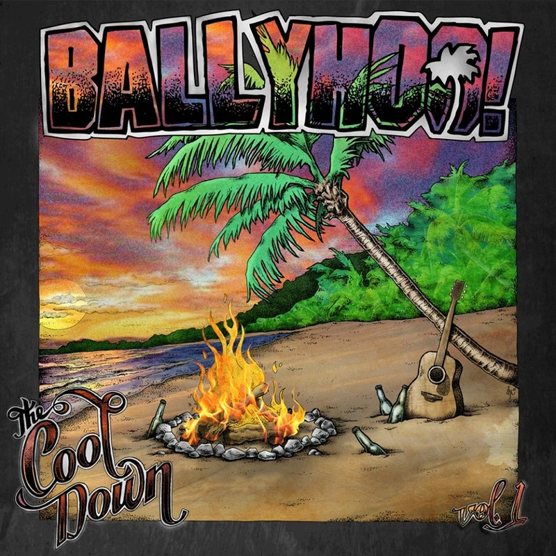 Dance 'Til You Fall  Zach Deputy And Ballyhoo! - Monday, September 12, 2016 at Visulite Theatre
