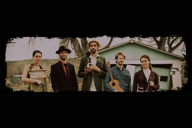 ELEPHANT REVIVAL - Saturday, October 8, 2016 at Visulite Theatre