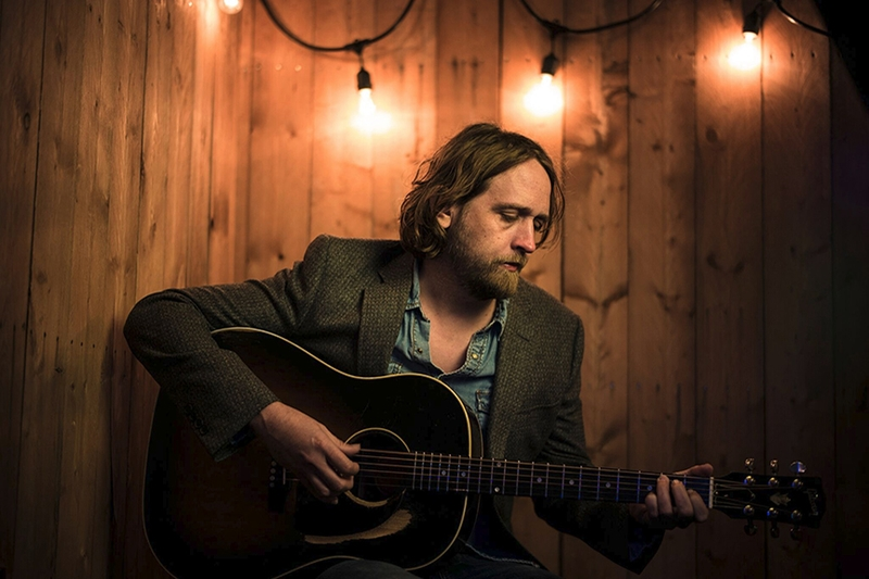 HAYES CARLL - Friday, September 16, 2016 at Visulite Theatre
