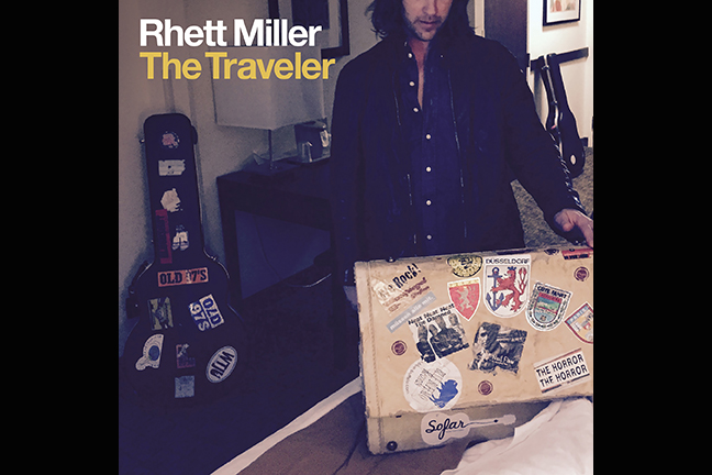 RHETT MILLER Solo Acoustic - Thursday, September 8, 2016 at Visulite Theatre
