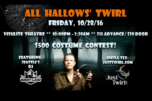ALL HALLOW'S TWIRL
