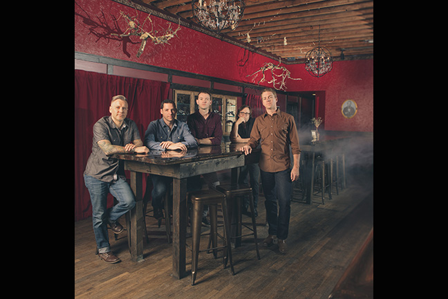 THE INFAMOUS STRINGDUSTERS: THE LAWS OF GRAVITY TOUR - Thursday, January 26, 2017 at Visulite Theatre