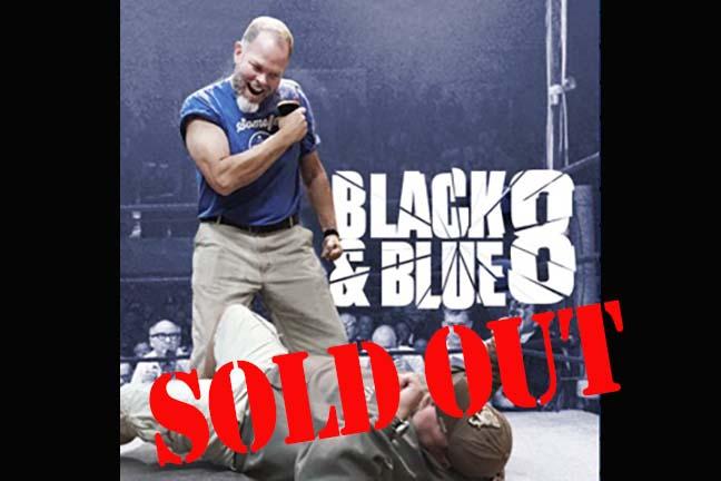 BRAWLEY'S BLACK & BLUE 8