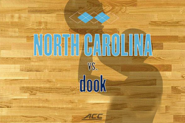 UNC vs. DUKE - HD Projection - Thursday, February 9, 2017 at Visulite Theatre