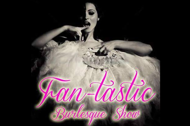 BIG MAMMAS HOUSE OF BURLESQUE PRESENTS: FAN-TASTIC FANTASY BURLESQUE