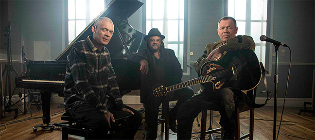 UB40 LEGENDS ALI, ASTRO & MICKEY