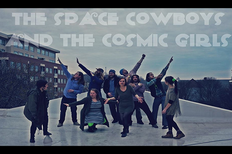 THE SPACE COWBOYS & THE COSMIC GIRLS (JAMIROQUAI TRIBUTE)