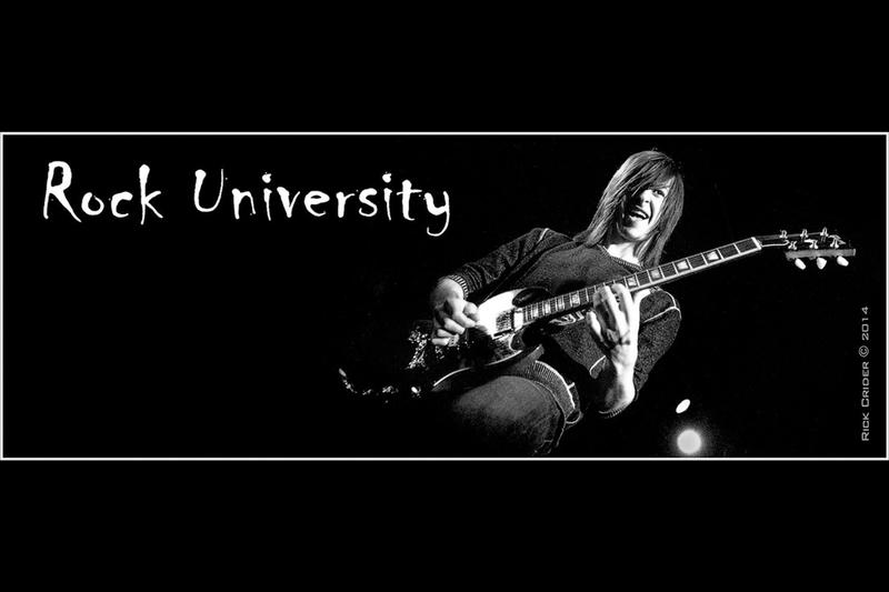 ROCK UNIVERSITY CHARLOTTE