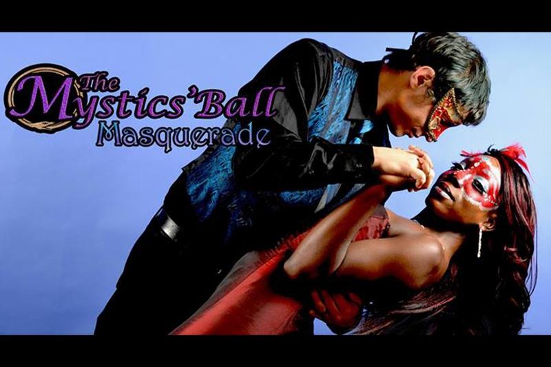 THE MYSTICS' BALL - MASQUERADE