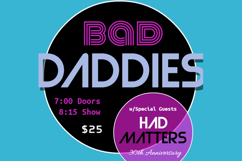 BAD DADDIES **SOLD OUT**